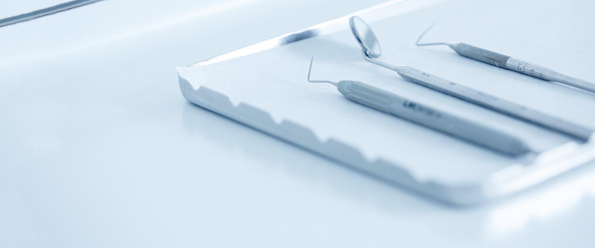redskaber tandlæge